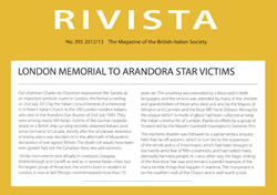 Click for a PDF of the Rivista article