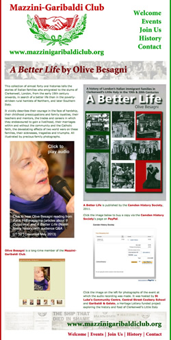 Click for details of A Better Life by Olive Begsagni